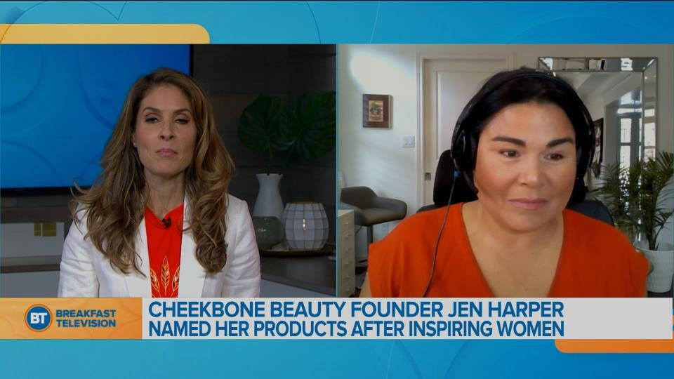 Cheekbone Beauty supports the First Nations Child & Family Caring Society