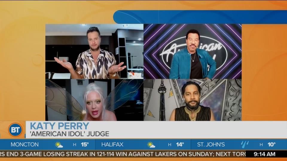 BT Entertainment: Disney Night on Last Night's 'American Idol'