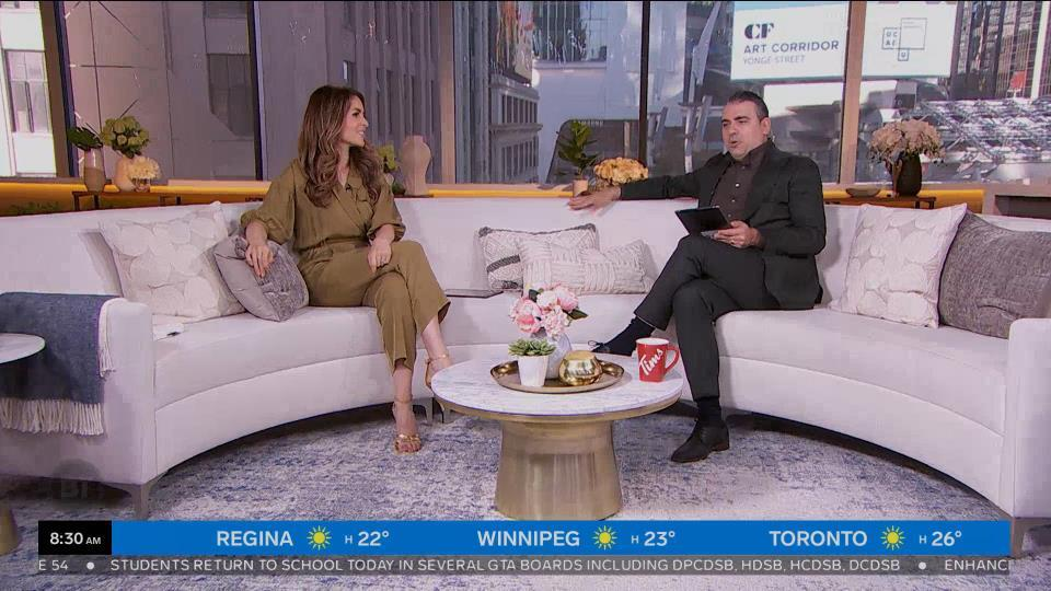 Morning Chat with Dina and Sid