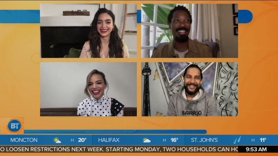 """Our Chat with The Cast of """"In the Heights"""""""