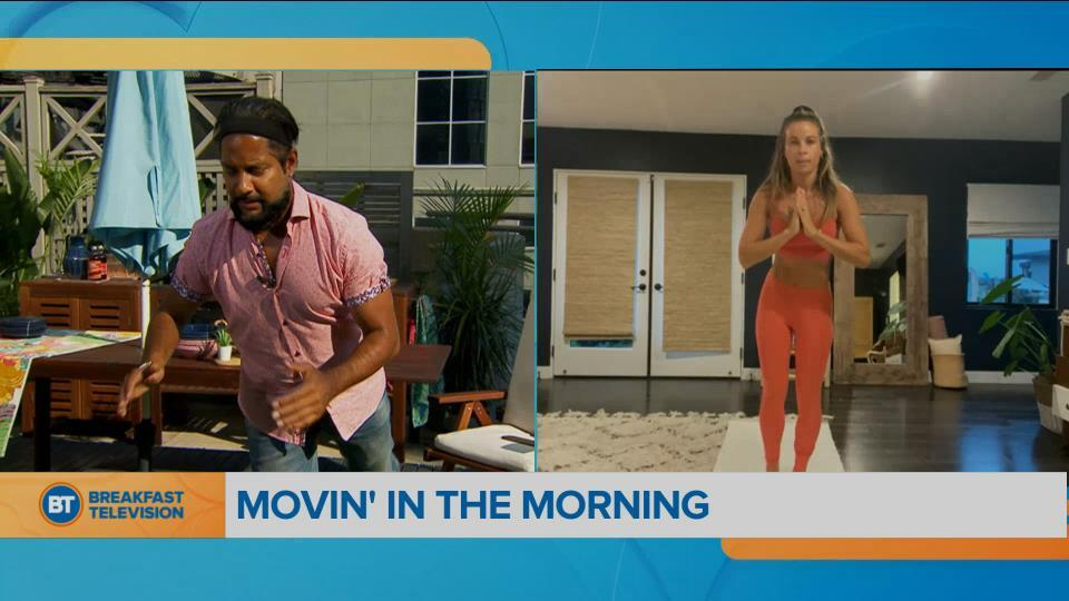 Movin' in the Morning: foundation building workout