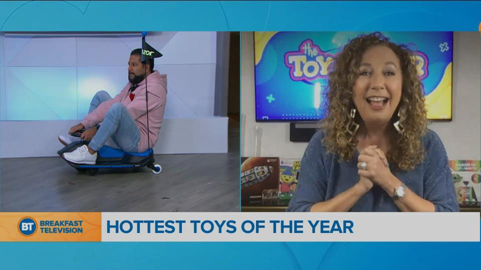 Holiday Gift Guide: The Hottest Toys of the Year with Laurie Schacht
