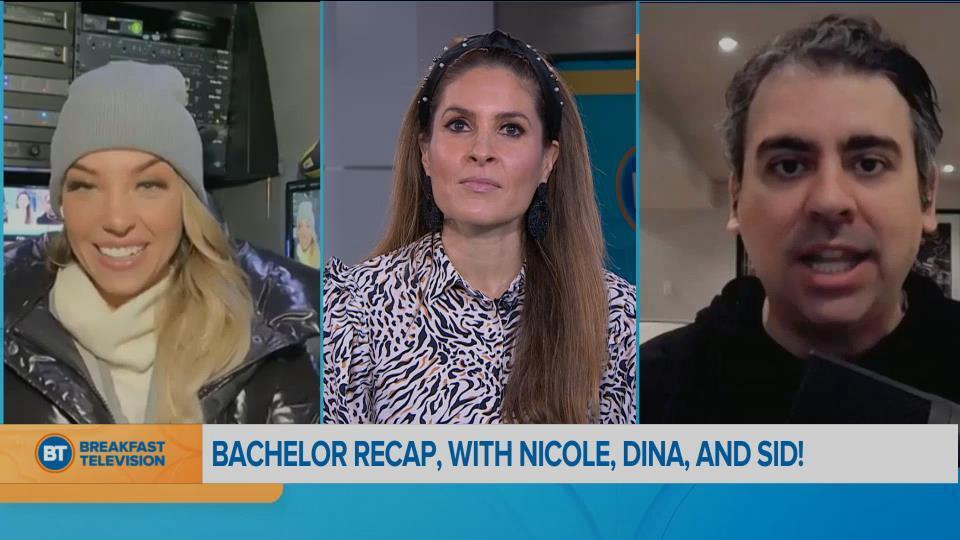'The Bachelor' Recap: New Girls Arrive