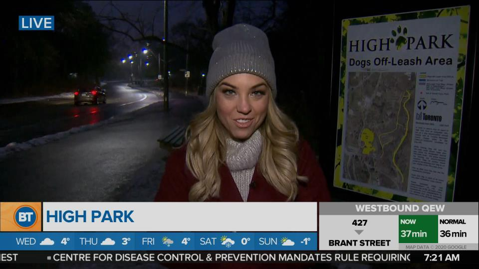 Nicole is LIVE at High Park (1 of 4)