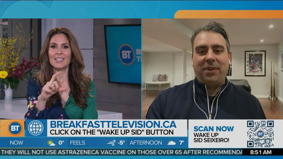 Getting to Know Sid Seixeiro: Live on BT