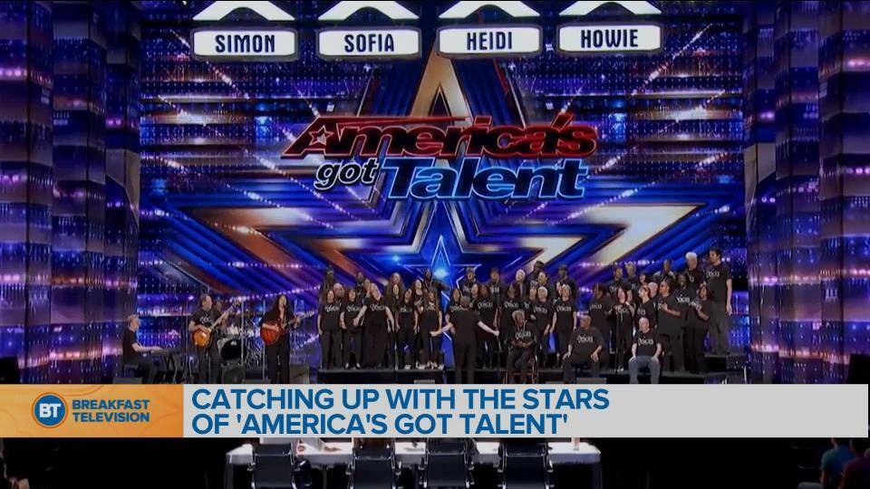 Catching up with the AGT stars