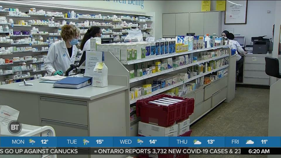 Pfizer Coming to Pharmacies