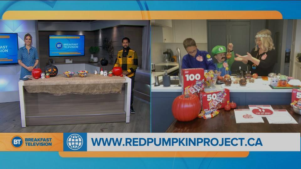 Nestle's Red Pumpkin Project