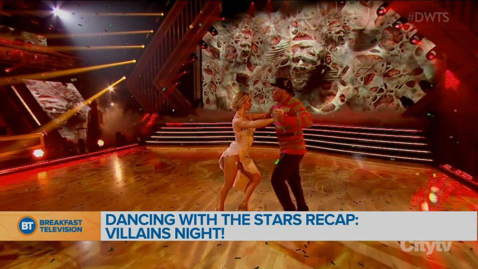 'Dancing with the Stars' Recap: Villains night!