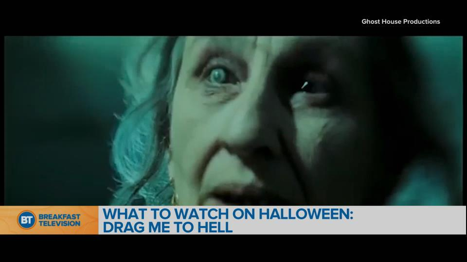 What to Watch this Weekend with Thor Diakow : Halloween Edition