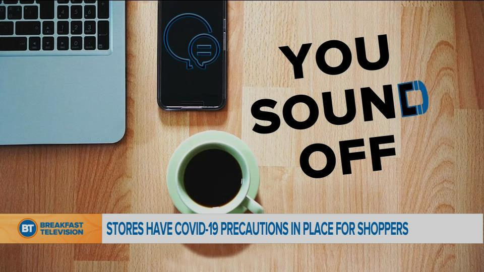 National Sound Off: How are you spending this Black Friday?
