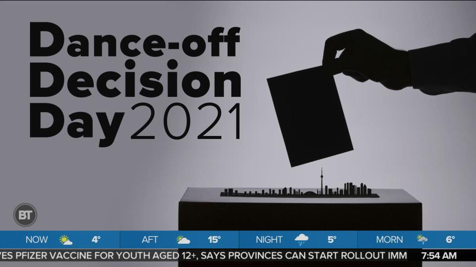 Dance Off Decision Day 2021