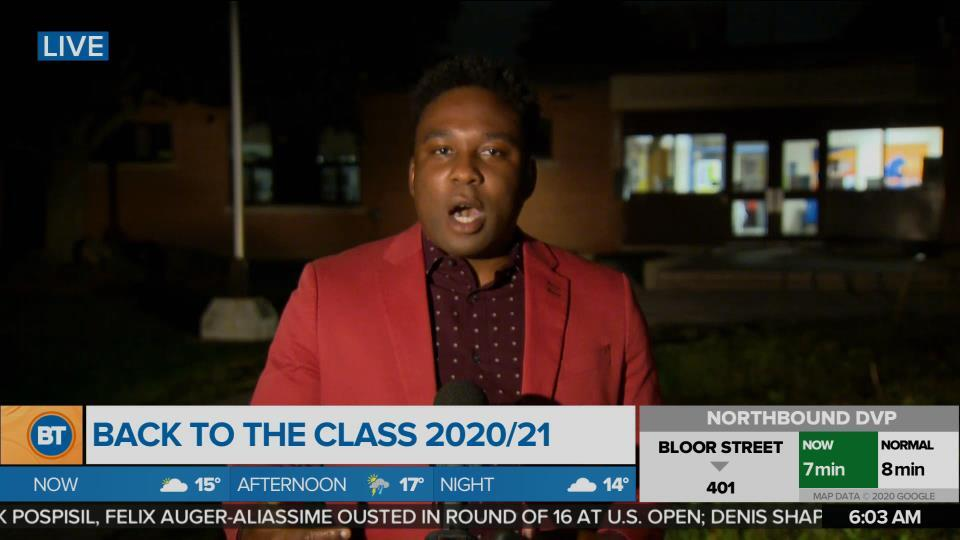 Back to Class 2020