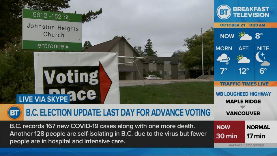 Last day of advance voting