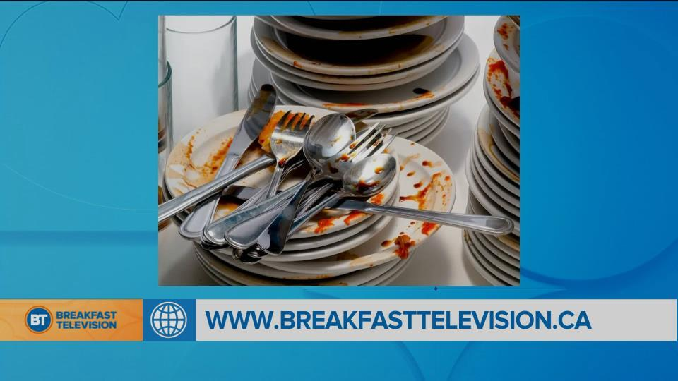 Do you rinse your dishes before putting them in the dishwasher?