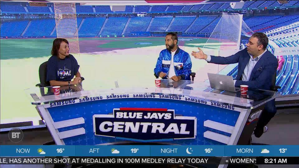 What Fans Can Expect at the Blue Jays' First Home Game Tonight