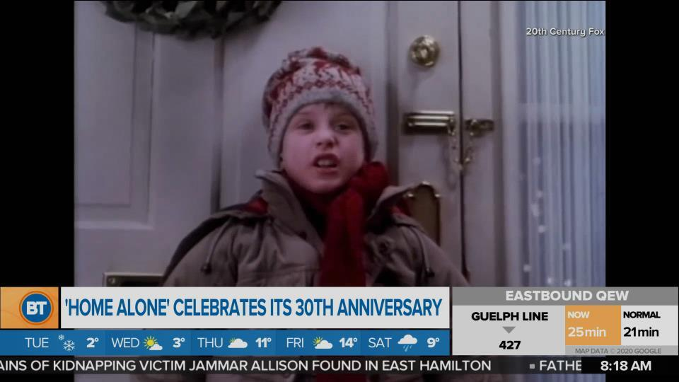 BT Entertainment: 'Home Alone' Celebrates Its 30th Anniversary