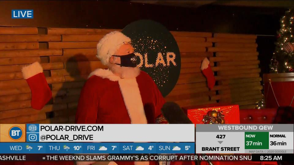 Nicole is LIVE at Polar Drive (3)