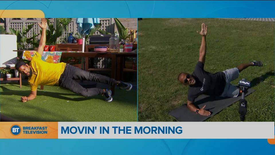 Movin' in the Morning: 7 Primal Movements