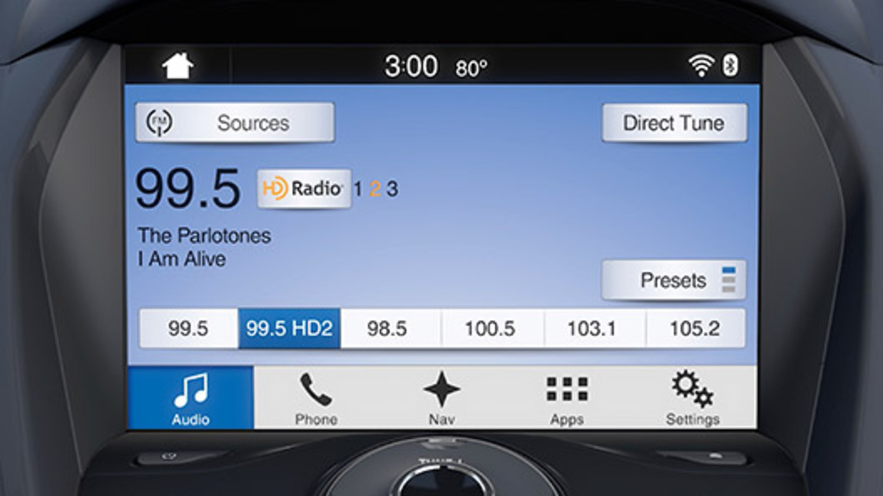How To Control Your Radio And Cd Player With Sync 3 Sync