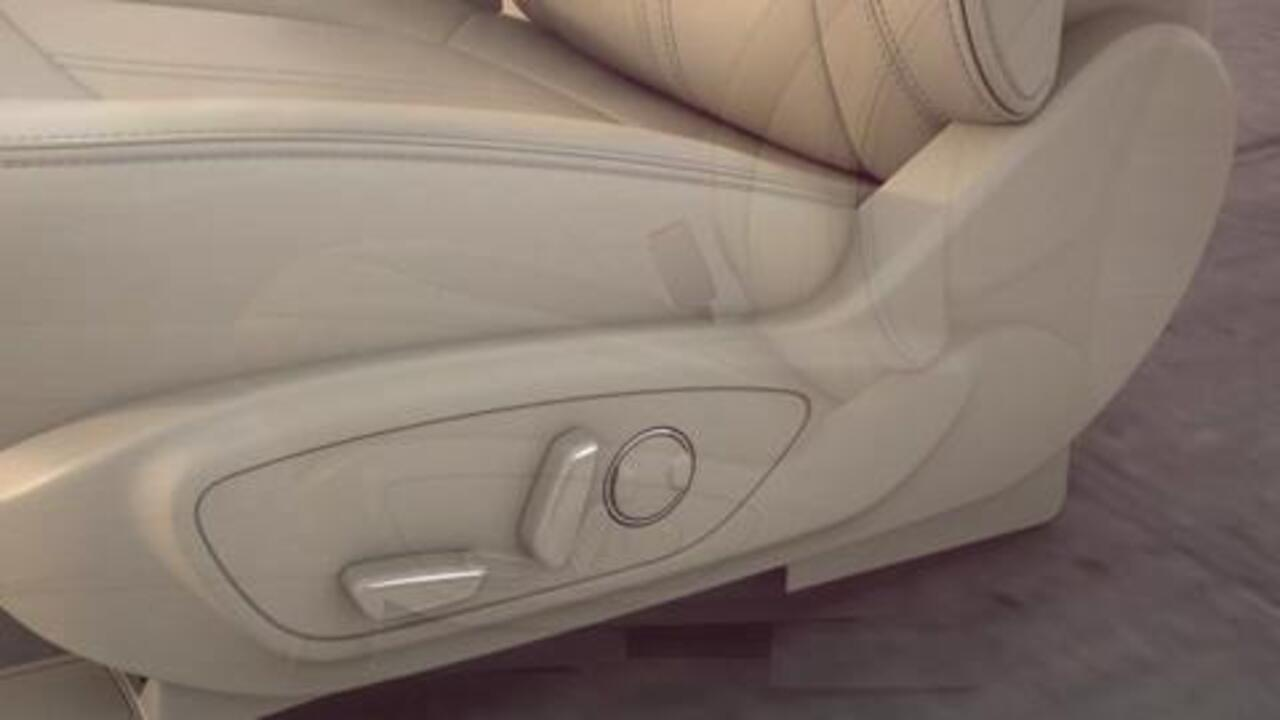 Power Seats And Lumbar Controls Vehicle Features Video Official Lincoln Owner Site