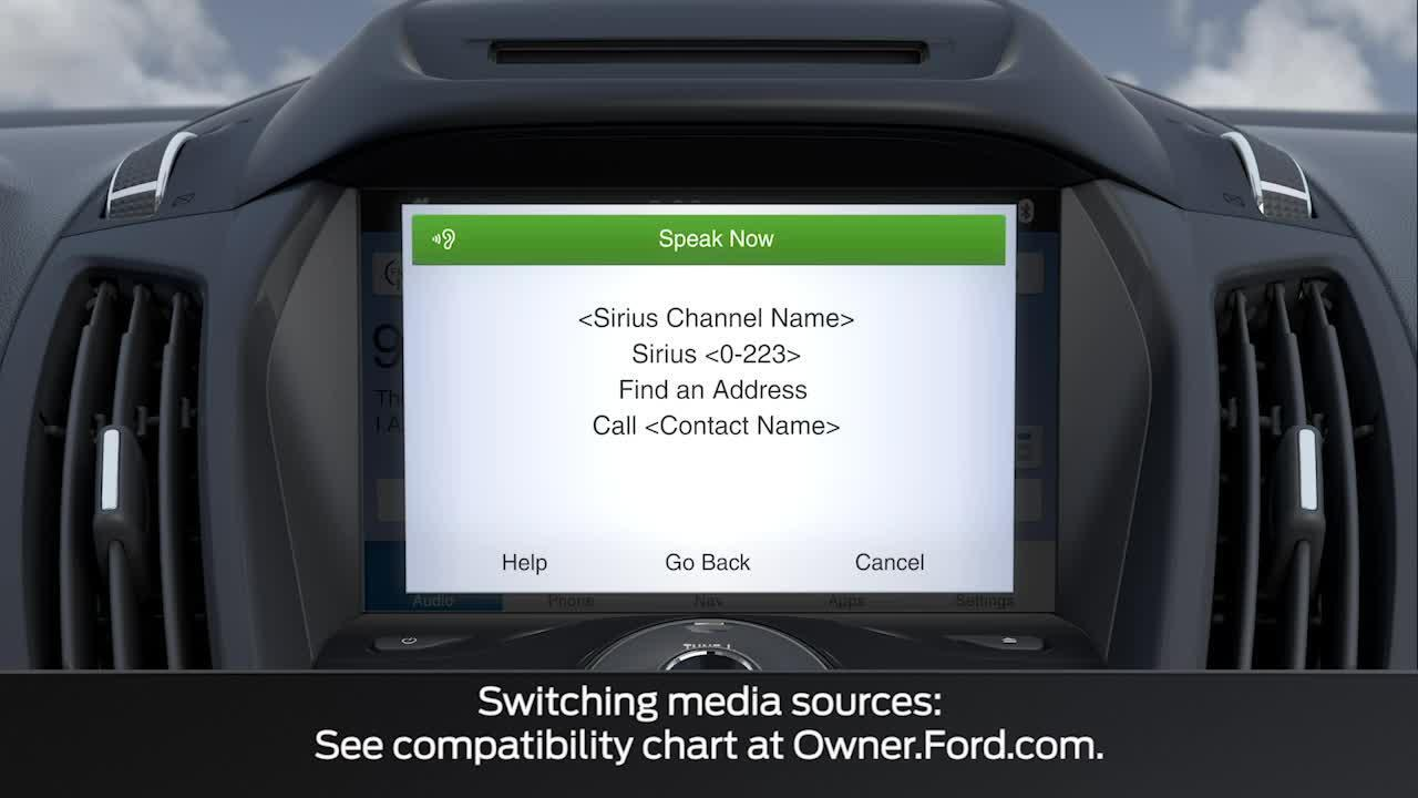 Getting Started With Sync 3 Sync Official Ford Owner Site