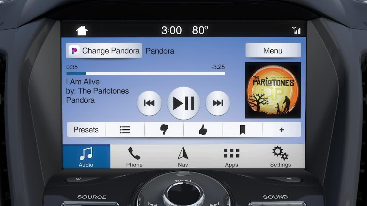 Using Sync 3 Applink Sync Official Ford Owner Site