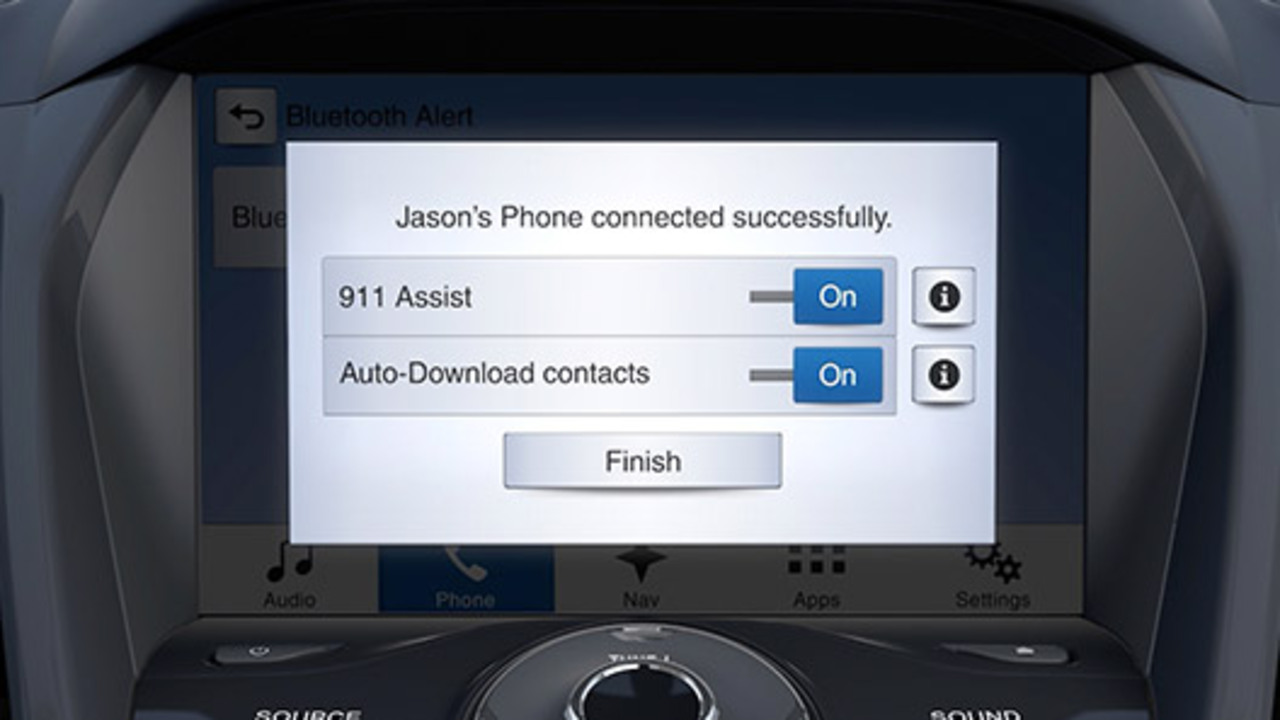 How 911 Assist Works With Sync 3 Sync Official Ford Owner Site