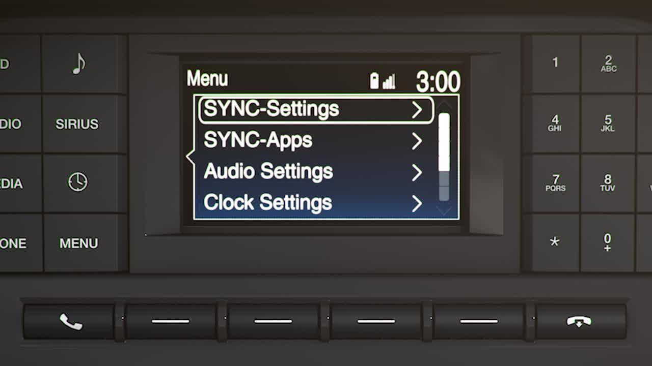 Sync Applink Overview Official Ford Owner Site