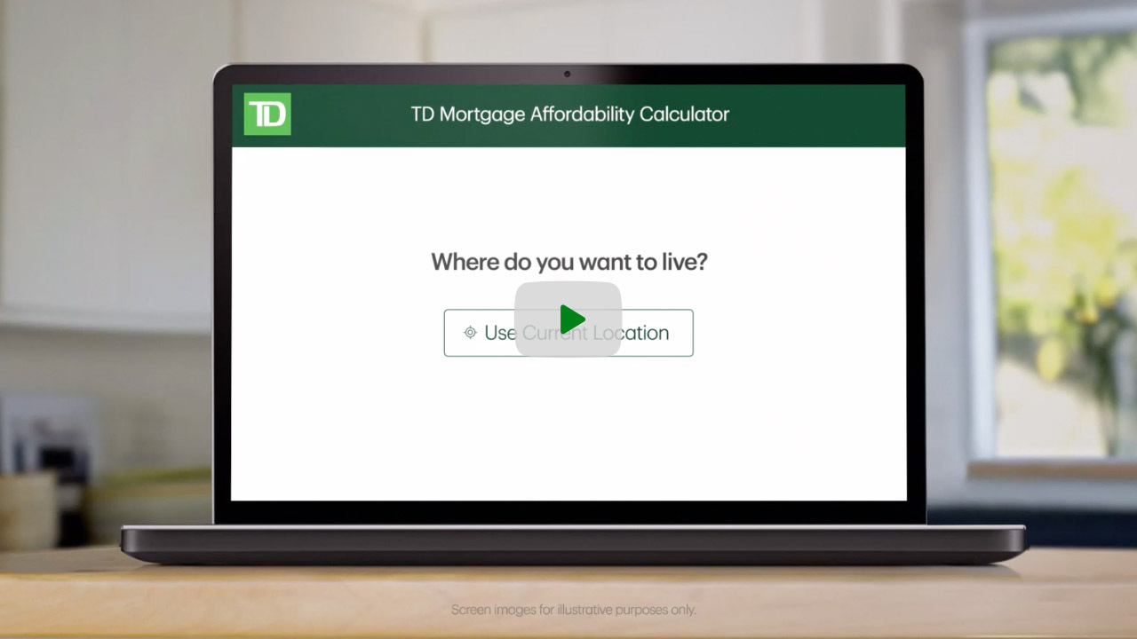 Mortgages - TD Canada Trust