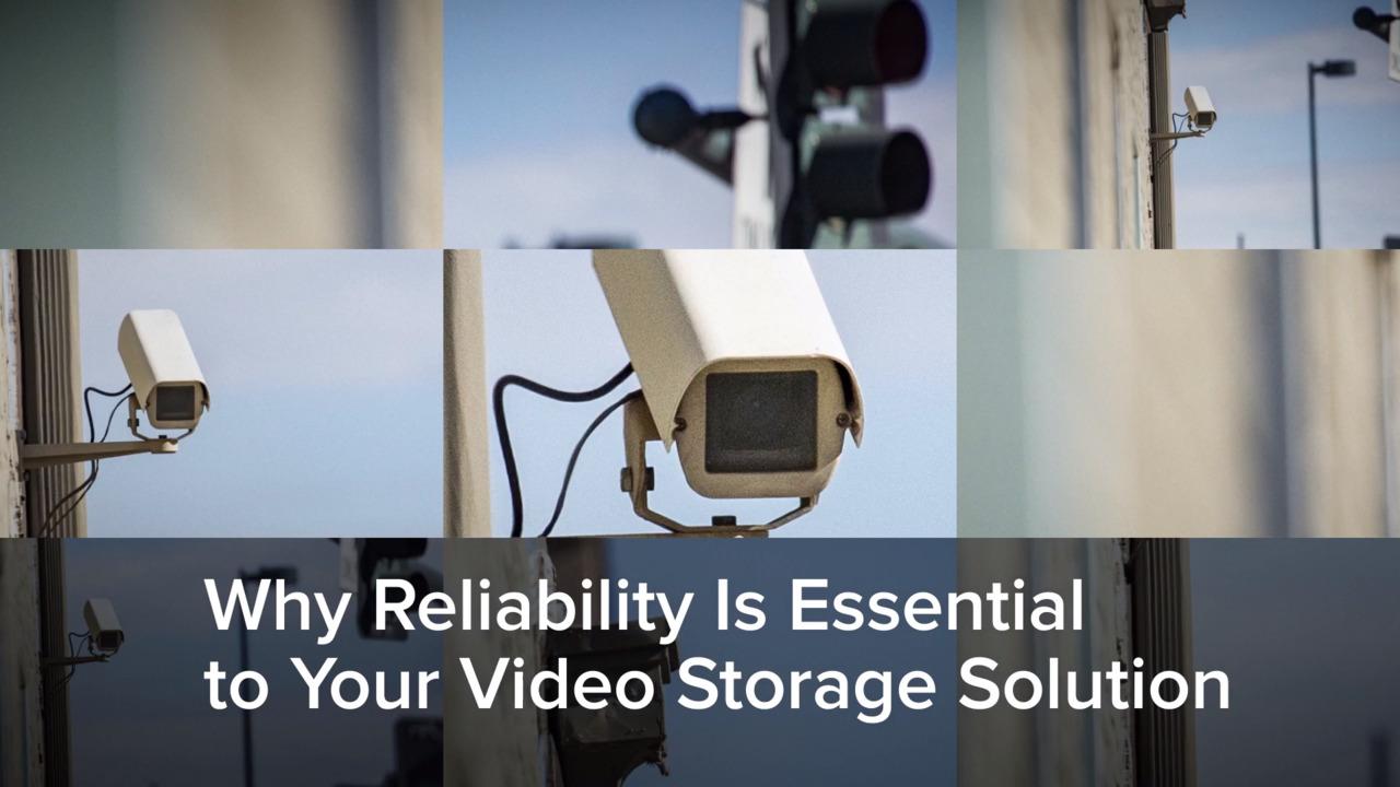 Video Surveillance Storage (VSS) Solutions | NetApp