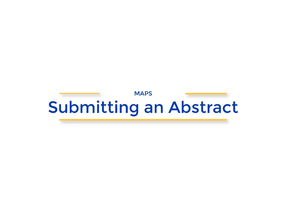 How to Submit an Abstract - American Chemical Society