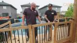 Sécuriser l'accès à une piscine extérieure