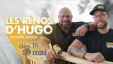 Les rénos d'Hugo de retour pour une 5e saison!