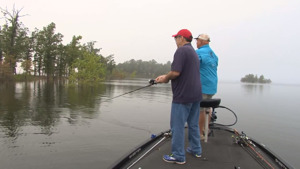Bass Fishing on Broken Bow Lake - Rudy's Guide Service