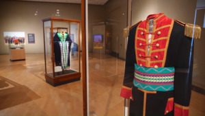 "Sam Noble Oklahoma Museum's ""A Giving Heritage: Wedding Clothes & the Osage Community"" Exhibit"
