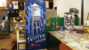 Twister the Movie Museum