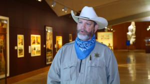National Cowboy & Western Heritage Museum #Security Guard