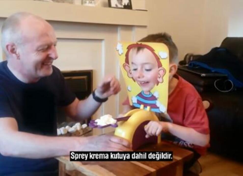 PIE FACE TV REKLAMI