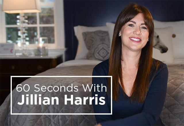 60 Seconds With Jillian Harris