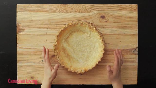 The 2 things you need to do to make the perfect pie crust