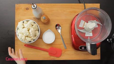 How to make easy, healthy cauliflower rice