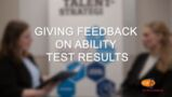 ENG_Feedback on ability test results