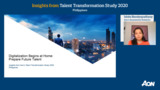 Talent Transformation Study 2020: Keynote Ishita Bandyopadhyay