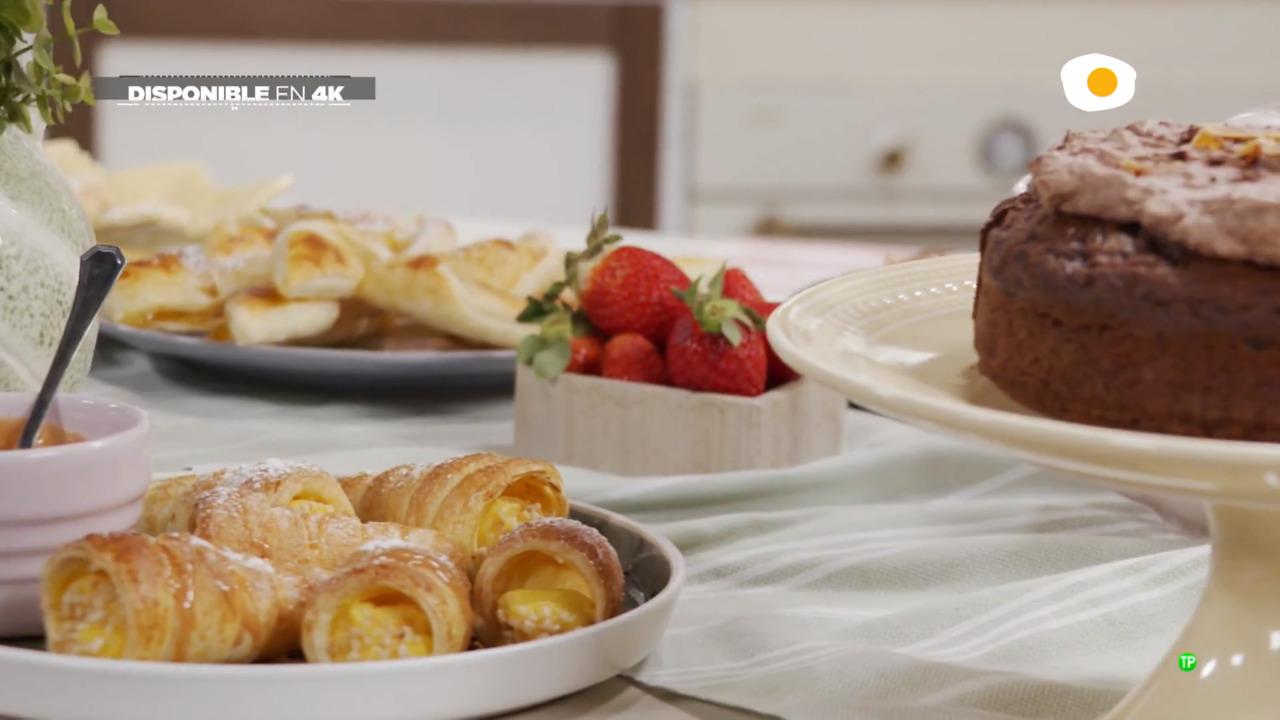 Postres Caseros T2 Programas Canal Cocina