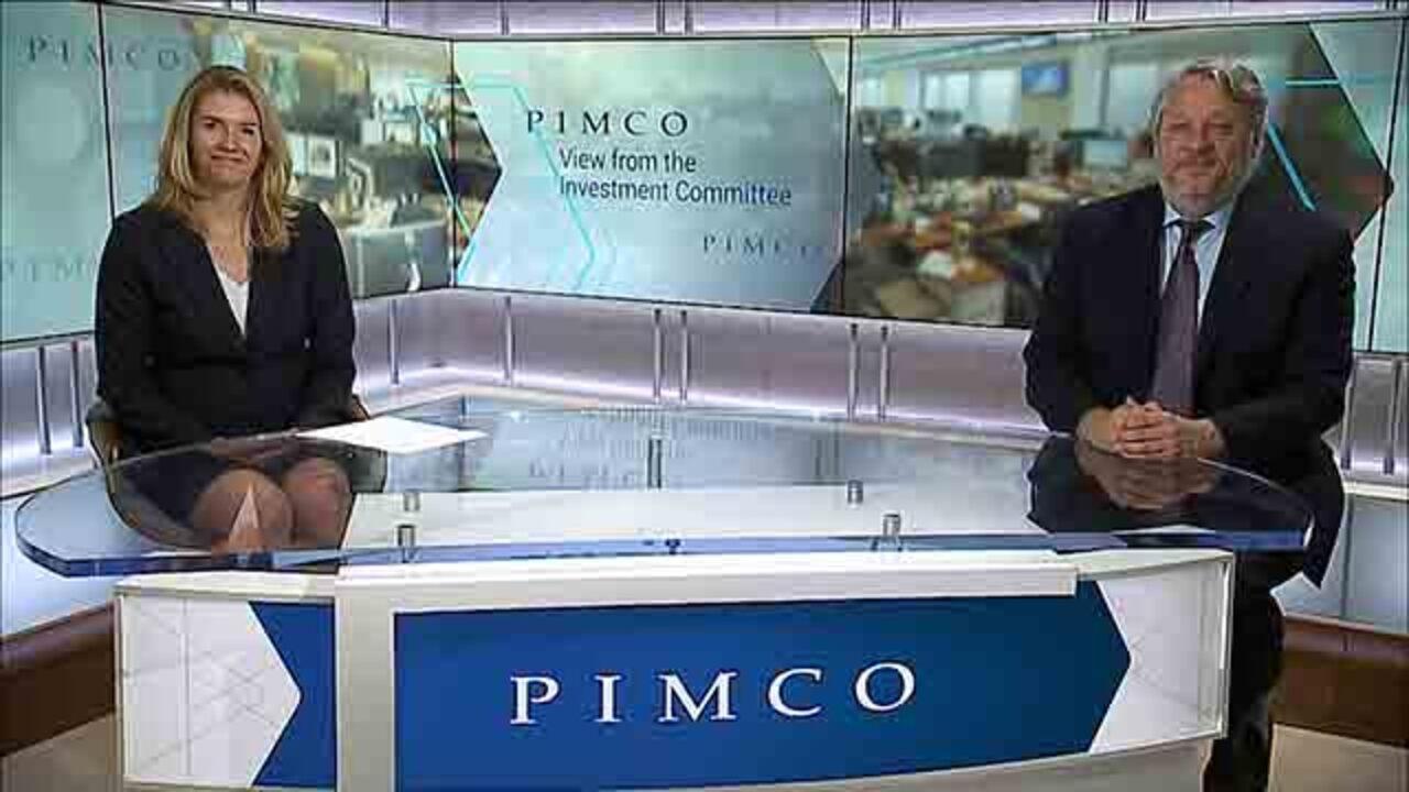 インベストメント・コミッティー(IC)の見解: PIMCO短期経済展望の投資への意味合い