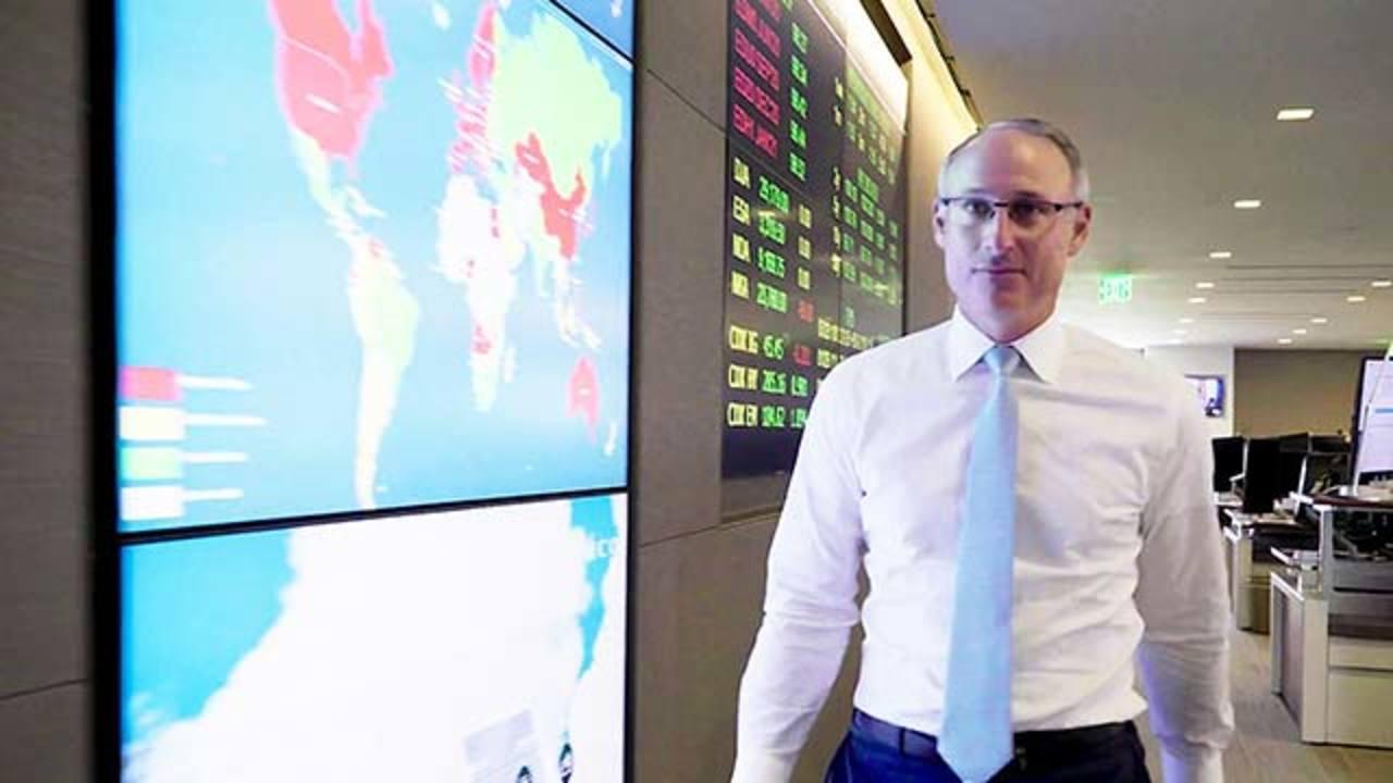 企業クレジット市場の混乱