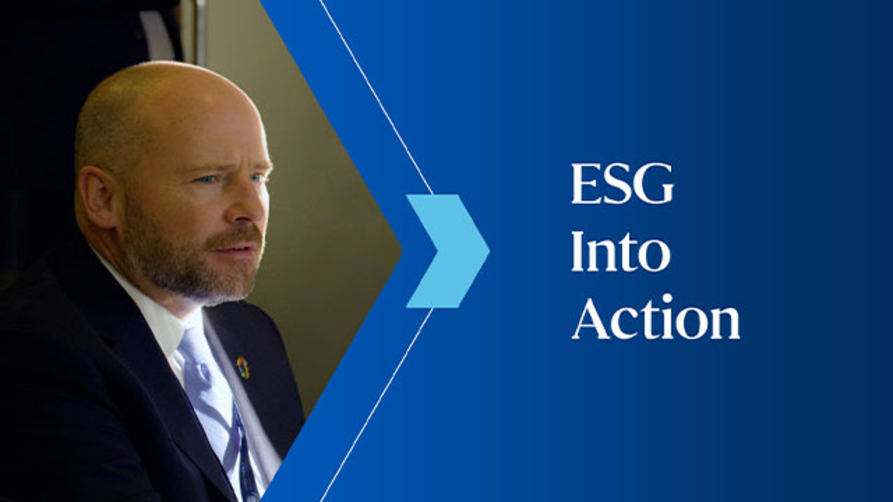ESG Into Action with Corporate CFOs