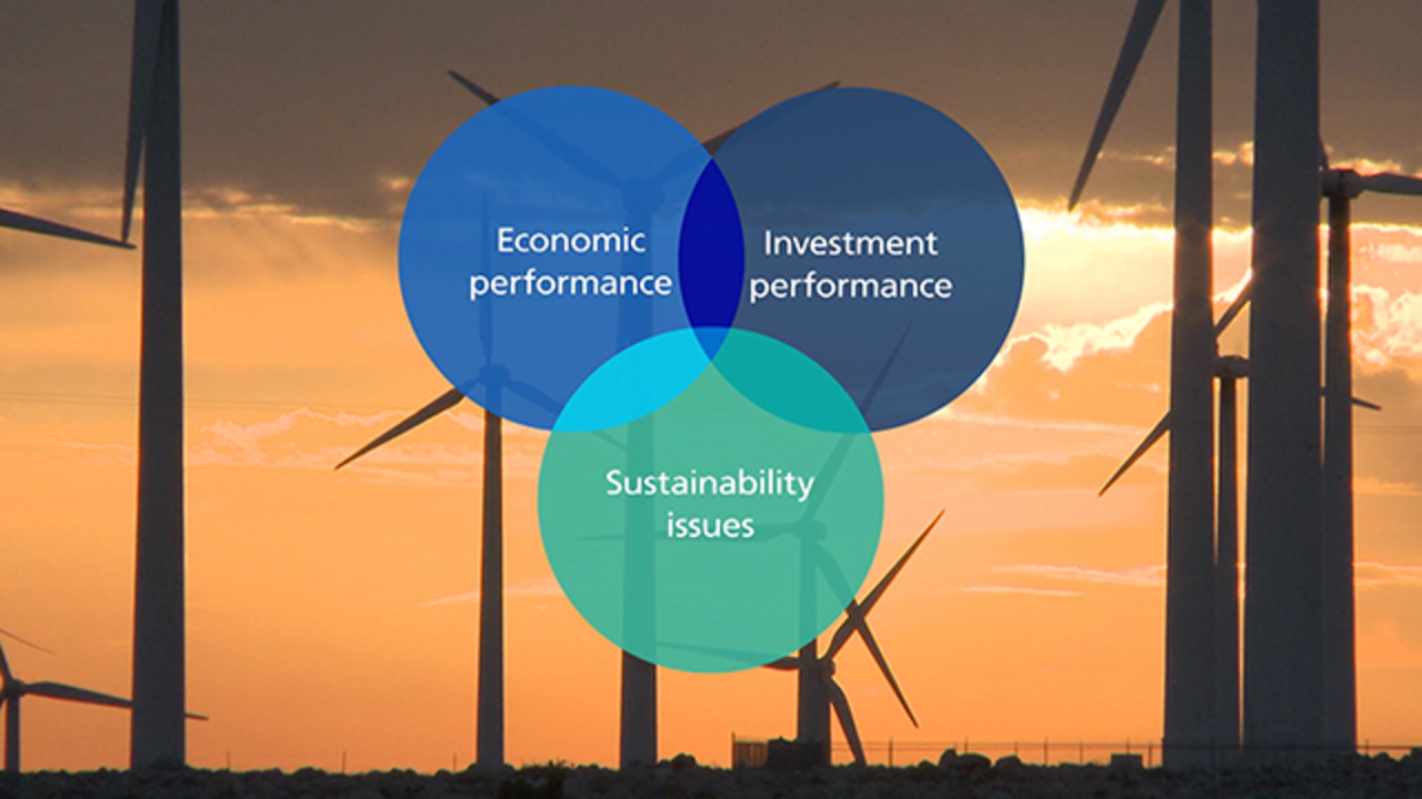 The Future of Sustainable Investing