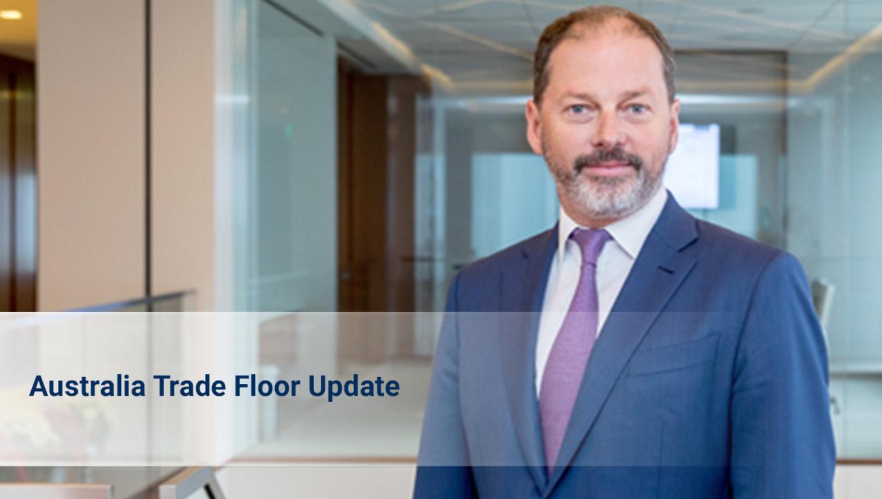 September 2021 Update from the Australia Trade Floor